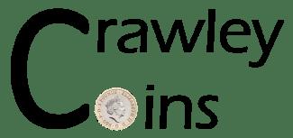 Crawley Coins Small Logo