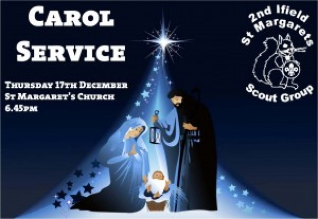 2nd Ifield Carol Service