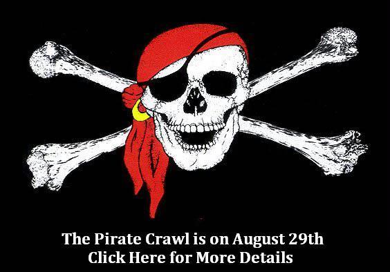 Crawl In Boston Pirate Crawl