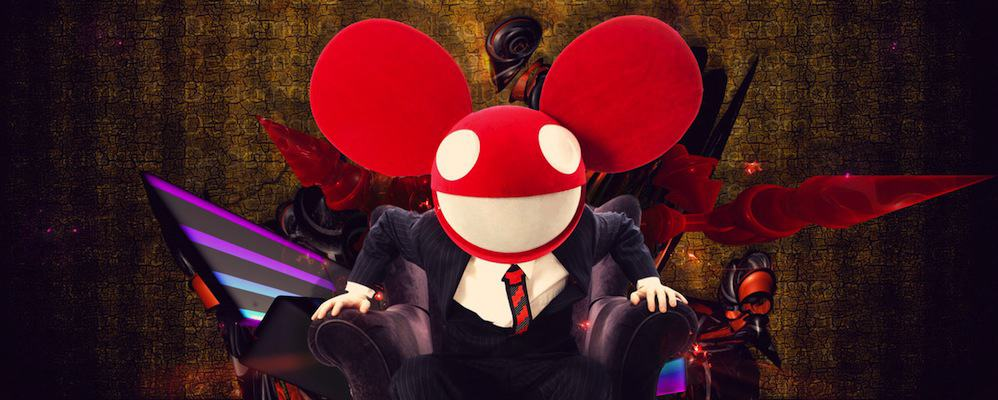 Deadmau5 is coming to the Bay Area