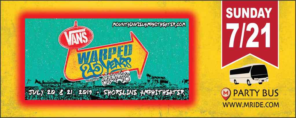 Warped Tour Party Bus – DAY 2