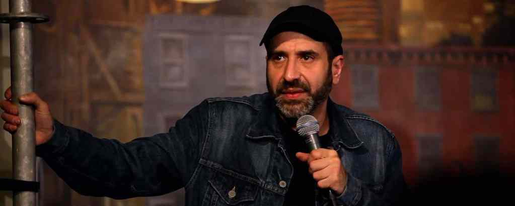 Dave Attell at Cobb's Comedy Club