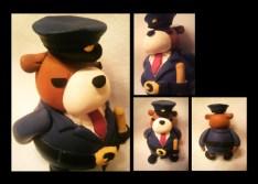 『クマ警官 釜山』