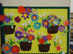 Spring Hall display 2