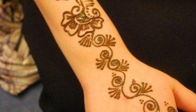 Staggering Forearm Mehndi Design Forearm Eid Mehndi Designs Eid