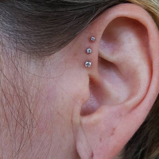 Get Awesome Look With These 13 Best Ear Piercing Ideas