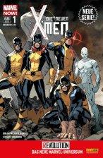 Cover Die Neuen X-Men #1
