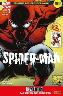 Cover Spider-Man #1