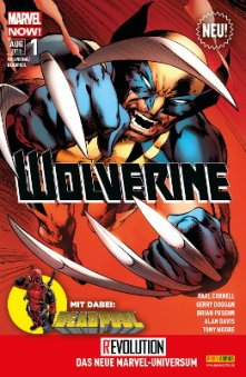 Cover Wolverine/Deadpool #1