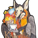 Khaizylle 1-4 pg colored pencil badge preview