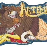 Lvanhound_Artemis Badge shop preview