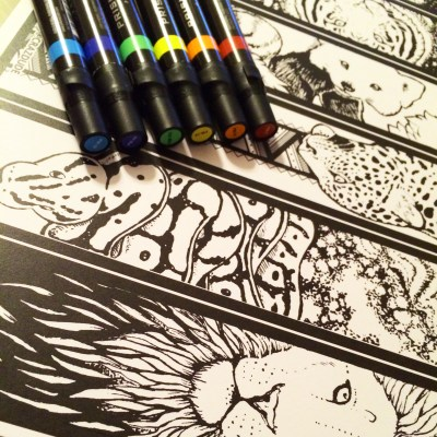 Coloring Books & Pages