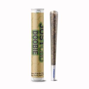 A pack CBD Hemp Doobies Master Kush from Just CBD