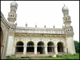 Great Masjid front view