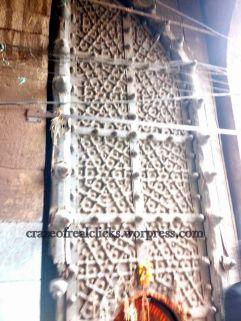 4. Door of Golconda Fort