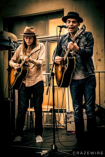 Garrett Klahn & Karl Larsson