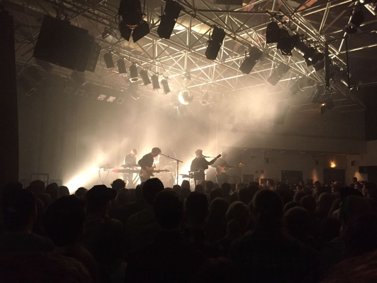 Giant Rooks – Live in Düsseldorf (26.01.2017)