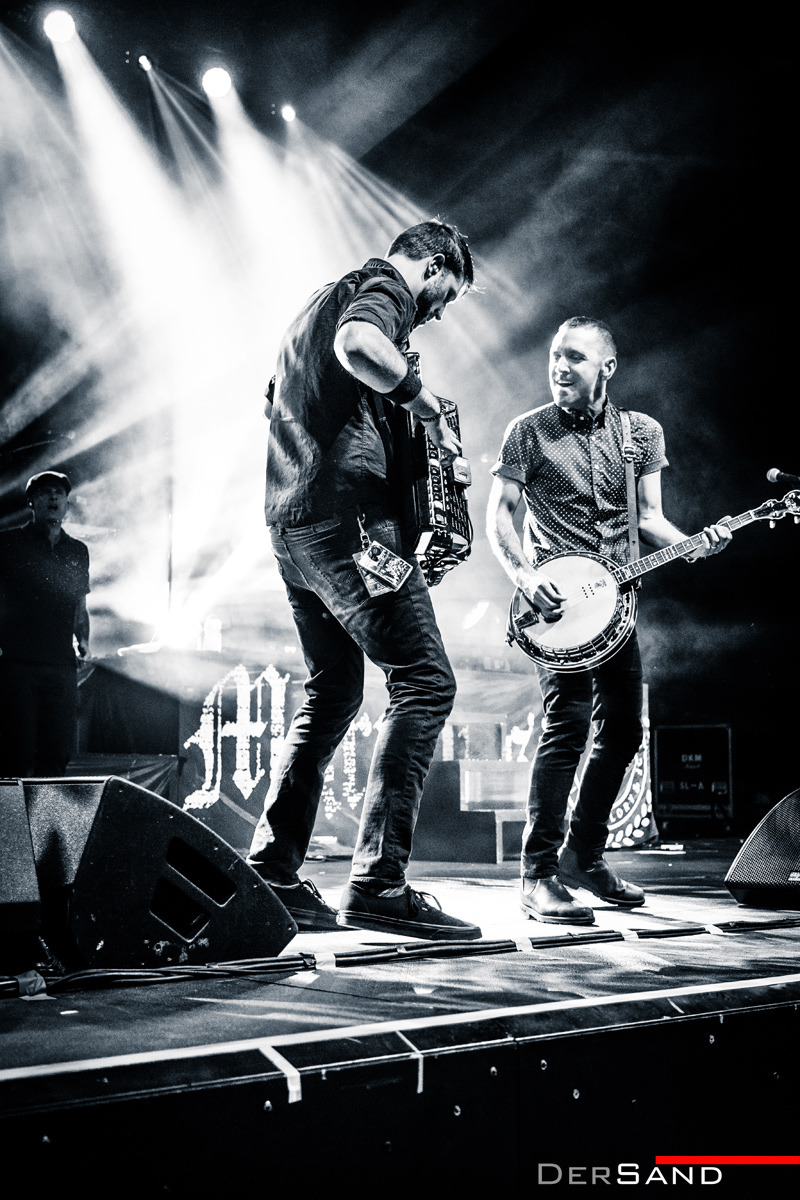 Dropkick Murphys – Live in Düsseldorf (03.02.2017)