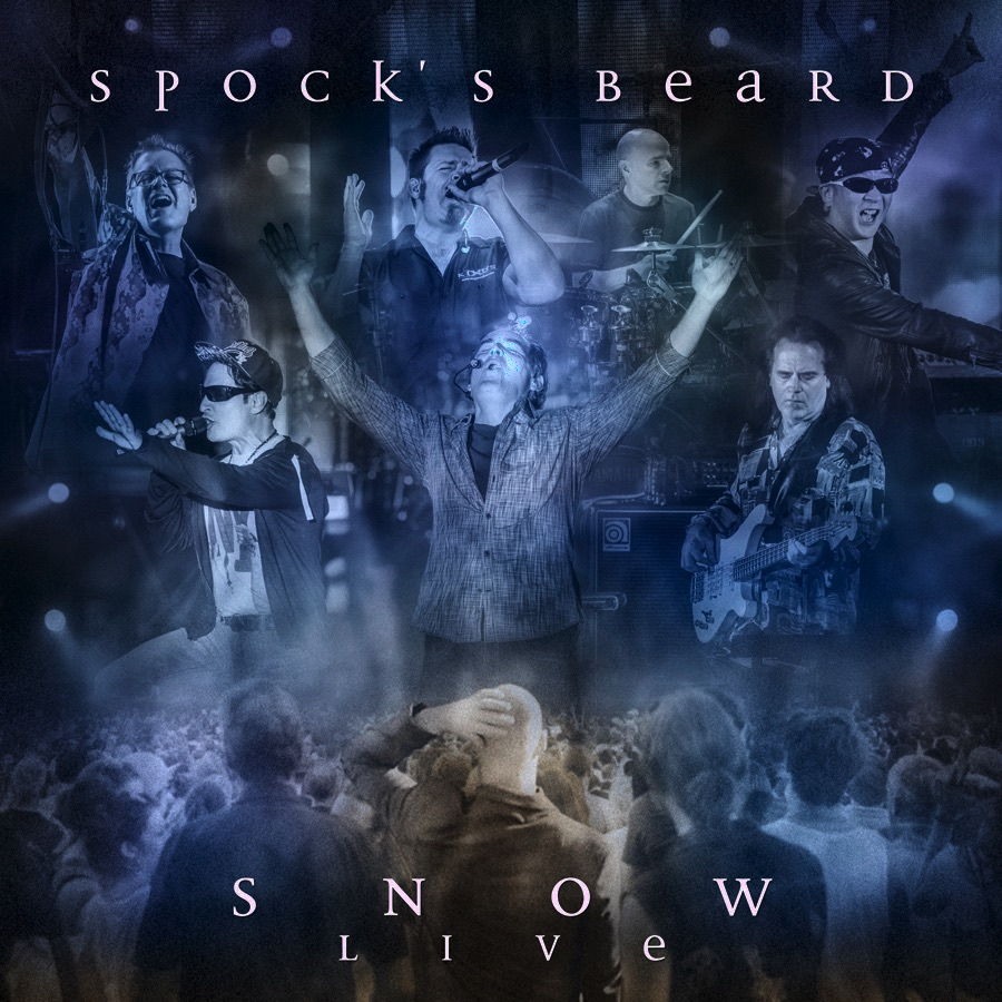 Spock's Beard – Snow Live (DVD)