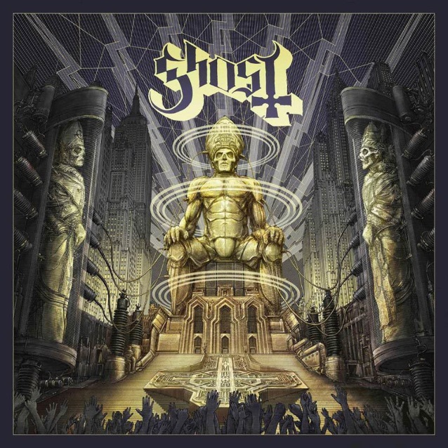 Ghost – Ceremony and Devotion
