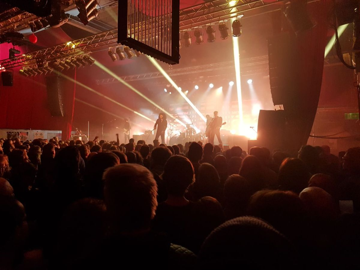 At The Drive-In – Live in Köln (03.03.2018)