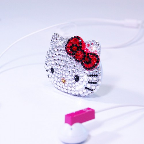 iriver hello kitty crystal
