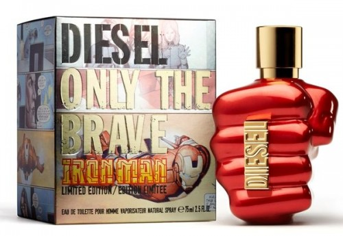irong man fist cologne 500x345 Iron Man Cologne is Manly and Geeky