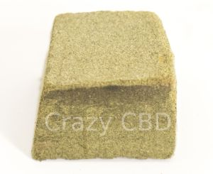 pollen crystal cbd