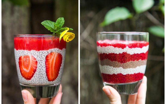 The Chia Pudding. Turn your Breakfast into Art!