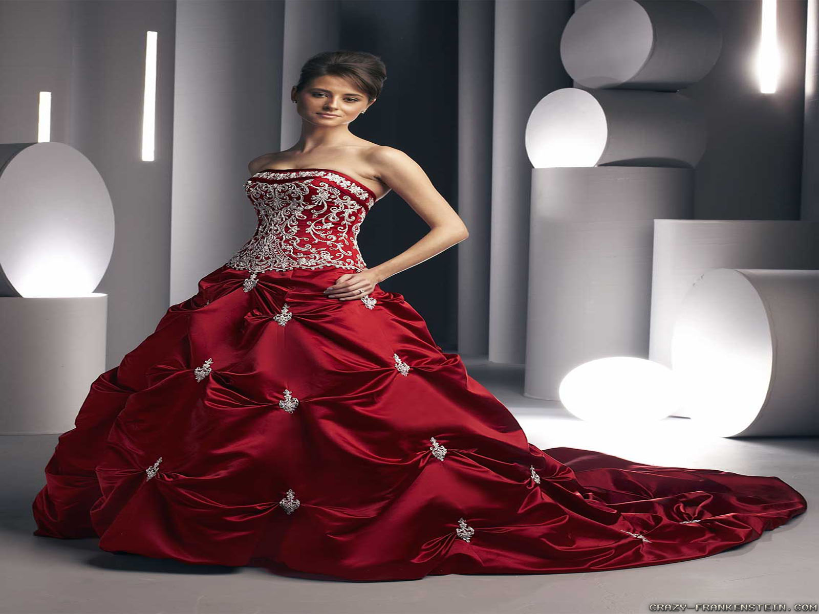Fashion Dresses Wallpapers