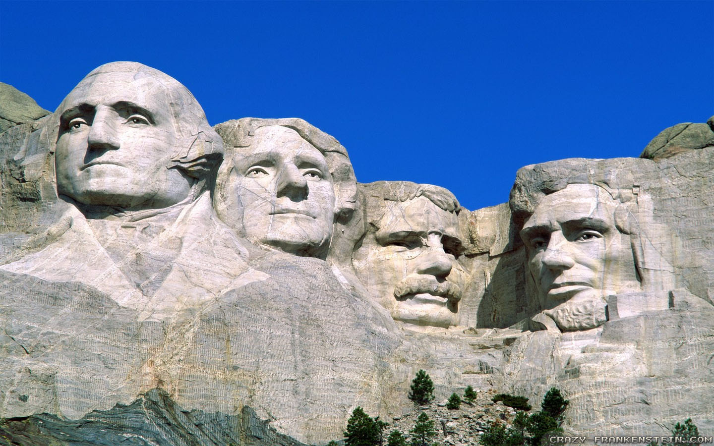 Presidential Portraits Pount Rushmore National Monument