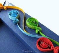 Рамочка для фотографий с паровозиком и воздушными шарами