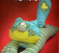 Мастер-класс: Кошка-подушка своими руками