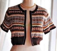 Переделка старого свитера своими руками