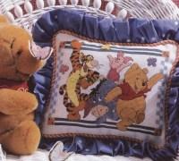 Подушка Винни