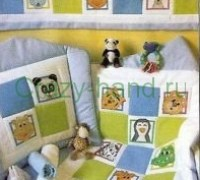 Зоопарк в детской комнате