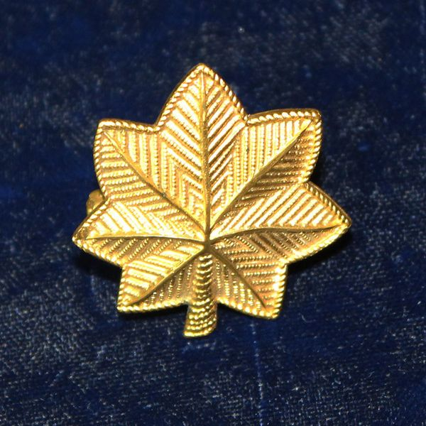 US Army WW2 Major's Pin