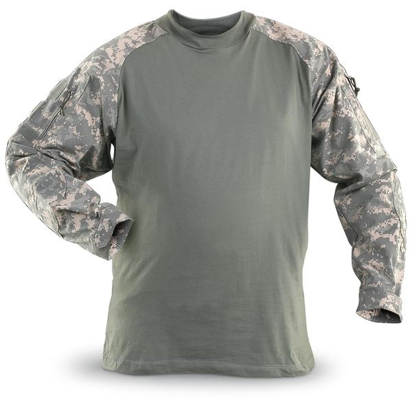 ACU pattern Combat Shirt --New surplus Closeout!