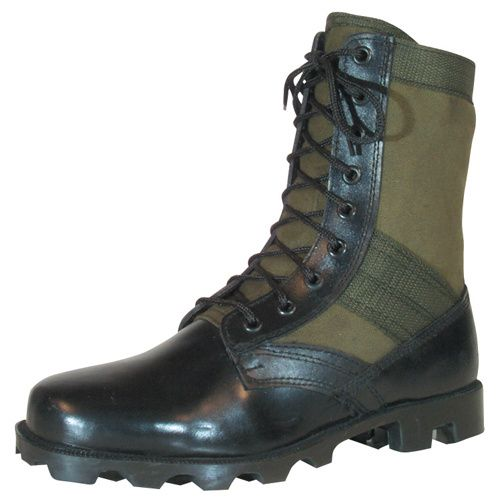 Deluxe Vietnam Jungle Boot
