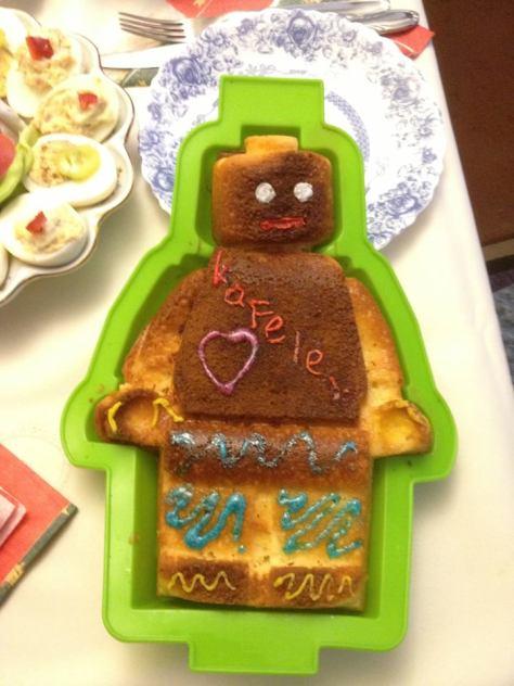 Cake Janek Kafelek