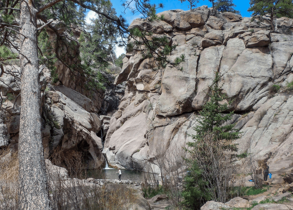 Sweet Short Hiking Trail to a Hidden Swimming Hole