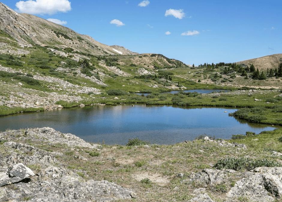 Loveland Lakes Trail is Easy Peasy Alpine Splendor