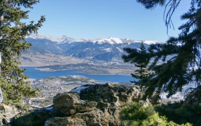 Buffalo Mountain Trail, Incredibly Scenic & Steep!