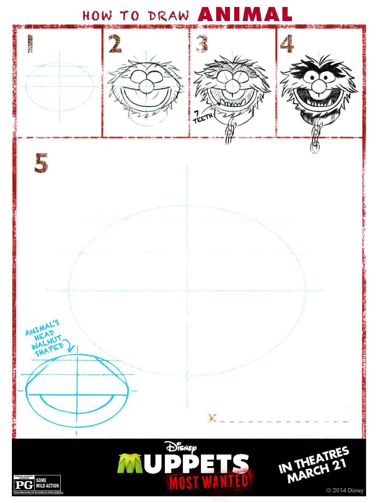 Muppets Most Wanted Printables Coloring Pages And Activity Sheets