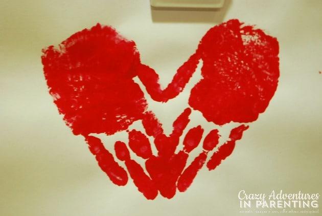 Easy Valentines Day Decorating Ideas Crazy Adventures