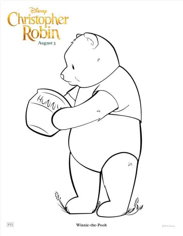 robin coloring page # 64