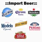 crazy import beer