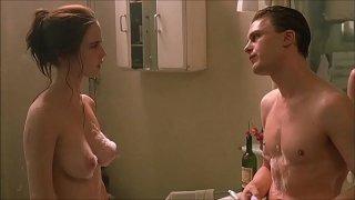 伊娃·格蓮在戲夢巴黎的性爱场景