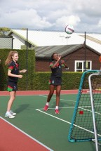Netball - Professional Double Trouble