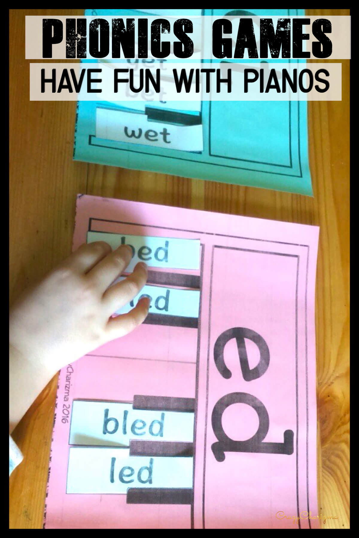 Games And Activities For Teaching Phonics